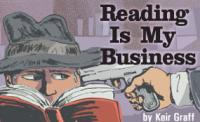 Reading Is My Business (illustration by Jim Lange)